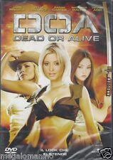 Dvd **DOA ~ DEAD OR ALIVE** nuovo sigillato 2006
