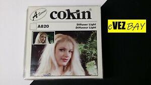 COKIN - Filtro A820  DIFFUSER LIGHT - per fotocamera fino a 62mm