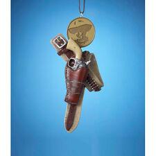 John Wayne Gun Holster Ornament