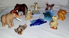 (10)-Complete Set 2005 Ice Age 2 Meltdown  STILL SEALED Free Ship (10-Figures)