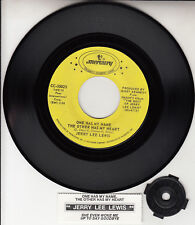 "JERRY LEE LEWIS  One Has My Name, The Other Has My Heart 7"" 45 rpm record NEW"