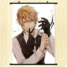 DuRaRaRa!! Heiwajima Shizuo Home Decor Poster Wall Scroll 40x60 cm