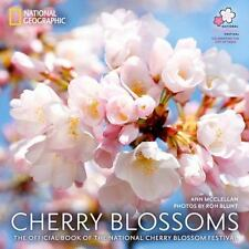 Cherry Blossoms: The Official Book of the National Cherry Blossom Fest-ExLibrary