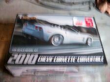 2010 chevy corvette convertible model kit