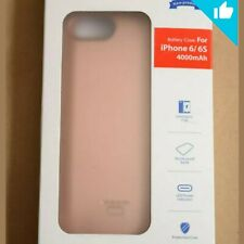 Battery Case for iPhone 6/6s/7/8, 4000mAh Portable Protective Charging Case 🆓🎁