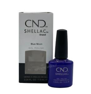 CND Shellac UV LED Gel Color Coats Nail Polish 7.3ml / 0.25oz CHOOSE - AUTHENTIC