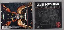 DEVIN TOWNSEND/STRAPPING YOUNG LAD - CITY CD 1997 JAPAN SRCS 8515 RARE