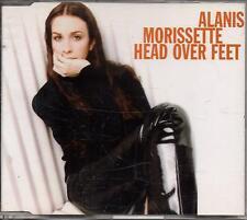 Morissette, Alanis CD, Head Over Feet UK single