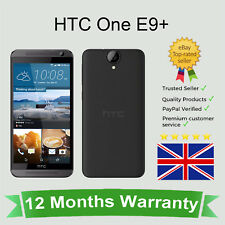 Unlocked HTC One E9+ Android Mobile Phone - 32GB Black / Meteor Gray