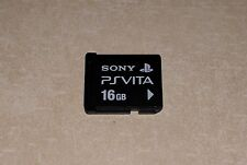 Memory Card 16GB PS Vita Sony PlayStation PSV PCH-Z161J