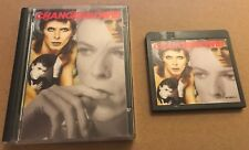 David Bowie - ChangesBowie 18 Trk Mini Disc Very Rare Greatest Hits Changes