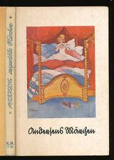 Andersens Andersen Hans Christan ausgewählte Märchen Bilder Lauterborn Trethann