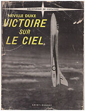 DUKE Neville - VICTOIRE SUR LE CIEL - 1953