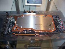 ASUS NVIDIA GeForce GTX 480 (1536 MB) AQUAGRAFX WATER COOLING - GRAFIKKARTE