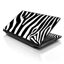 "Zebra Pattern Laptop Sticker Skin Cover Protector Decal For 13"" 14""15.6"" Notbook"