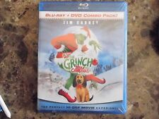 Dr. Seuss' How The Grinch Stole Christmas (Blu-ray Combo Pack (Blu-ray + Dvd)