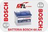 BATTERIA AUTO BOSCH 44AH  S4 001 LINEA BLU 440A EN