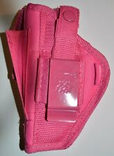 Pink holster For Ruger LC9