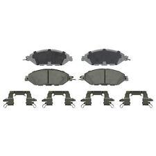 Disc Brake Pad Set-ThermoQuiet Disc Brake Pad Front Wagner QC1649