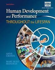 Human Development and Performance Throughout the Lifespan (2nd Ed.)  by Cronin &