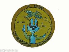 Patch 674ª Squadriglia Collegamenti 70° Stormo Aeronautica Militare Stampata