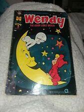 Wendy, the Good Little Witch #1 Silver Age-Harvey Comics 1960 key cartoon casper