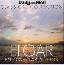ELGAR – VIOLIN CONCERTO & ENIGMA VARIATIONS / YEHUDI MENUHIN - PROMO CD (2013)