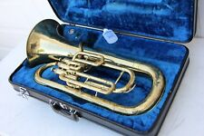 Yamaha YEP201 Euphonium Horn YEP 201 Baritone w Hard Case & Mouthpiece FAST SHIP