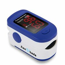 Zacurate 400B Series Fingertip Pulse Oximeter Blood Oxygen O2 Monitor SpO2 Meter
