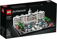 NEW LEGO Architecture Landmark 21045 Trafalgar Square London Great Britain RARE!