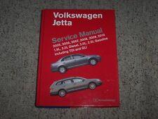 2006 Volkswagen VW Jetta Sedan Shop Service Repair Manual TDI Diesel GLI