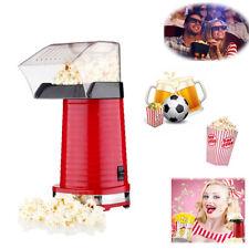 220V Mini Household Corn Popper Hot Air Oil-free Popcorn Maker Machine