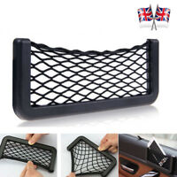 4x Car Van Truck Net Mesh Storage Bag Pocket Organizer holder Phone/Wallet/E Cig