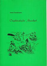 Vogtländische Mundart - Gedichte und Geschichten von Irene Kasselmann, 1981
