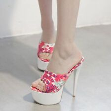 Unbranded Mules Slim Heel Shoes for Women