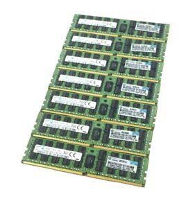 Job Lot x8 - Samsung 16GB 2Rx4 PC4-2133P-RA0-10-MB1 (M393A2G40DB0-CP2BQ)