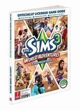 The Sims 3: World Adventures: Prima Official Game Guide (Prima Official Game