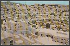 Jordanien Jordan used Post Card Postkarte Landschaft landscape Jerusalem [cm613]