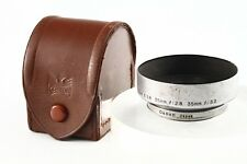 """""""Vintage"""" Canon SERIES VI Hood 40mm For Canon 50mmf1.8, 35mmF2.8, F3.2 From JP#2"""