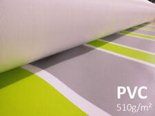 PVC Planenstoff für Windschutz u. Camping // 510g/m² //1,5 x 50m // 4,53€/m² //