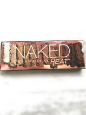 Urban Decay Naked Heat Eye Shadow Palette, 12 Shades, Open Box