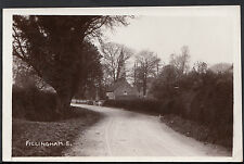 Lincolnshire Postcard - View of Fillingham   DR334