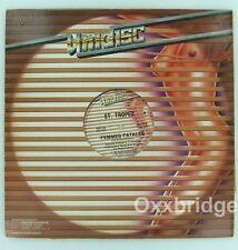 ST TROPEZ Afro Funk Love Stealers Femmes Fatales UNIDISC Grey Vinyl Soul Disco