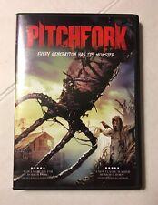 Pitchfork (DVD, 2017) Horror,  Authentic, Rare