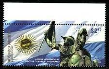 ARGENTINA 2012, MILITARIA FLAG HORSE YV 2938 MNH