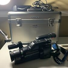 Sony Video 8 Camera