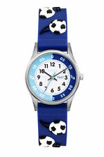 Fabric/Canvas Band Analogue Casual Round Wristwatches