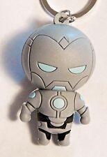 Marvel Figural Keyring Keychain Secret Wars Superior Iron Man Mint Oop
