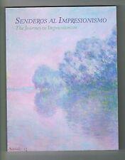 Art Catalog Expo Senderos Del Impresionismo Museo De Arte Ponce MAP Puerto Rico