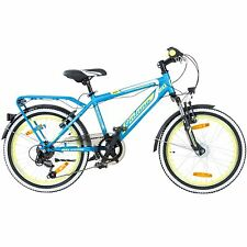 20 Pulgadas MTB Bicicleta joven Galano Adrenalina de niños montaña MERCANCÍA B